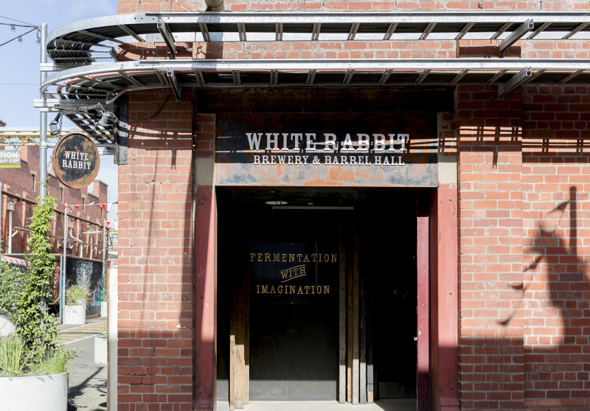 White Rabbit Brewery