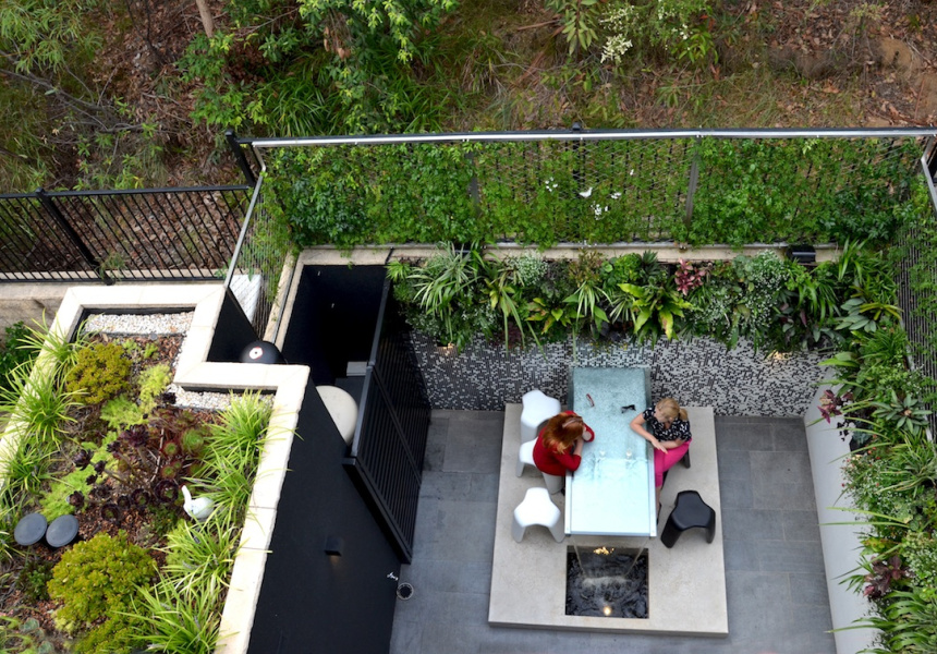 Living Sustainably In The Forest Lodge Eco House Sydney