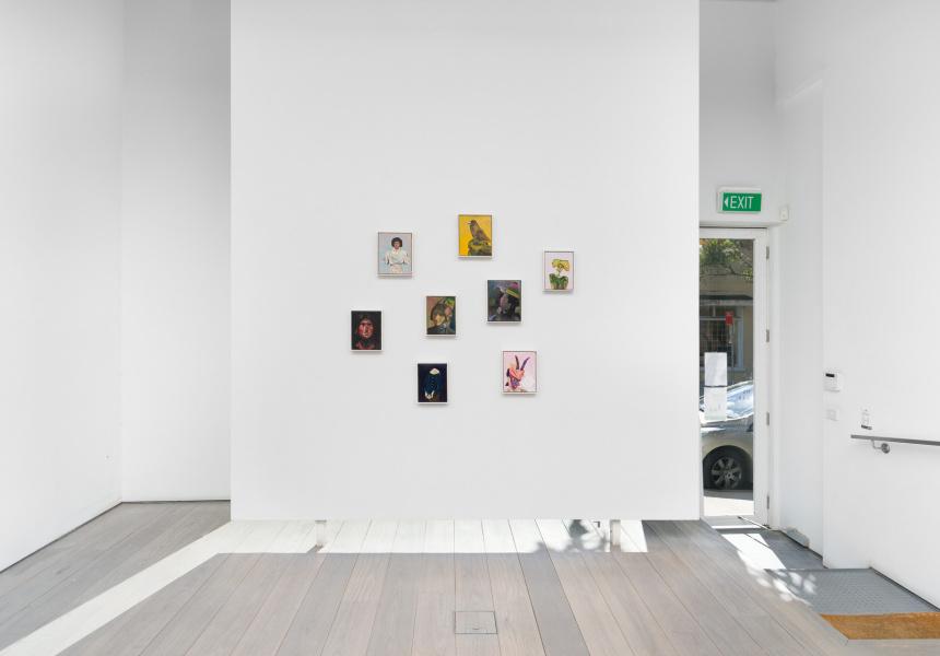 Jacqui Stockdale, My Funny Valentine at Olsen Gallery