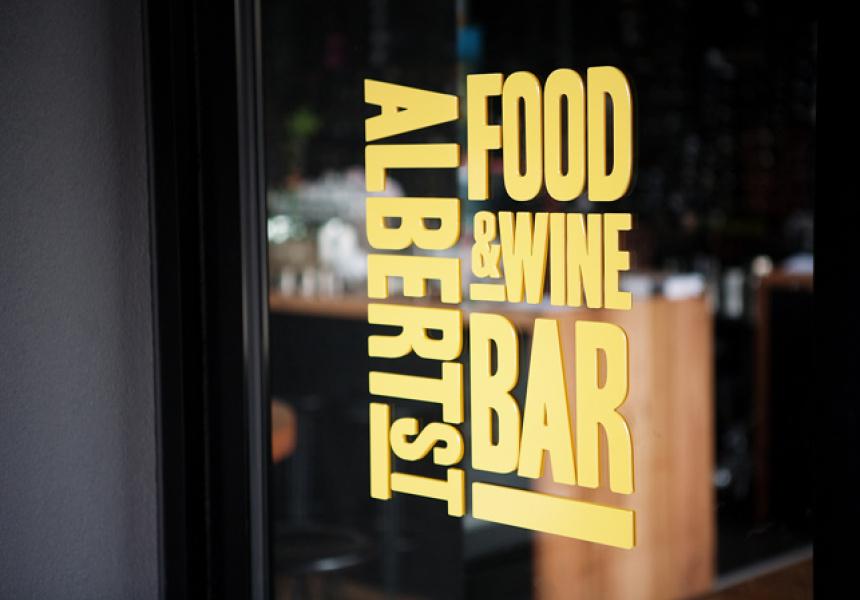 Albert St Food & Wine