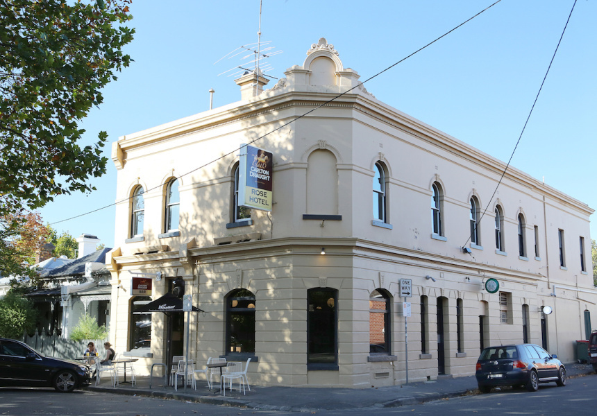 The Rose, Fitzroy