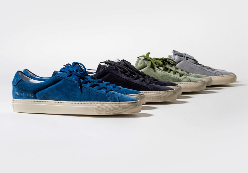 Common Projects, Net-a-Porter