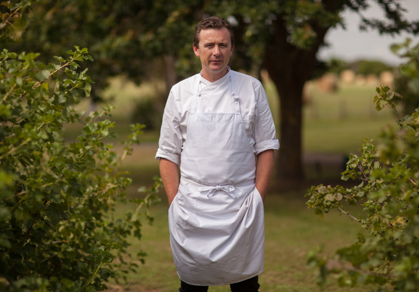 Brae chef Dan Hunter