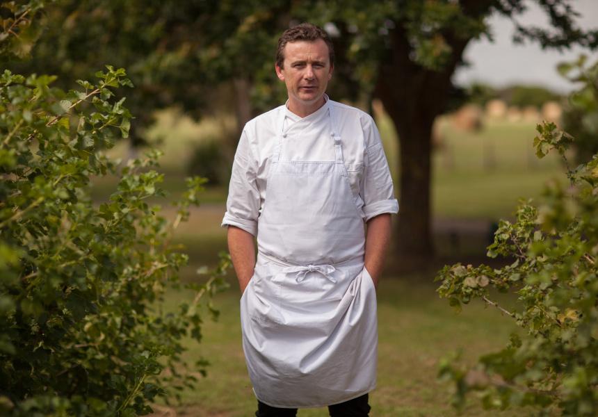 Brae chef Dan Hunter