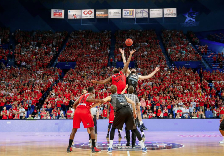 Tom Gregorczyk/Perth Wildcats