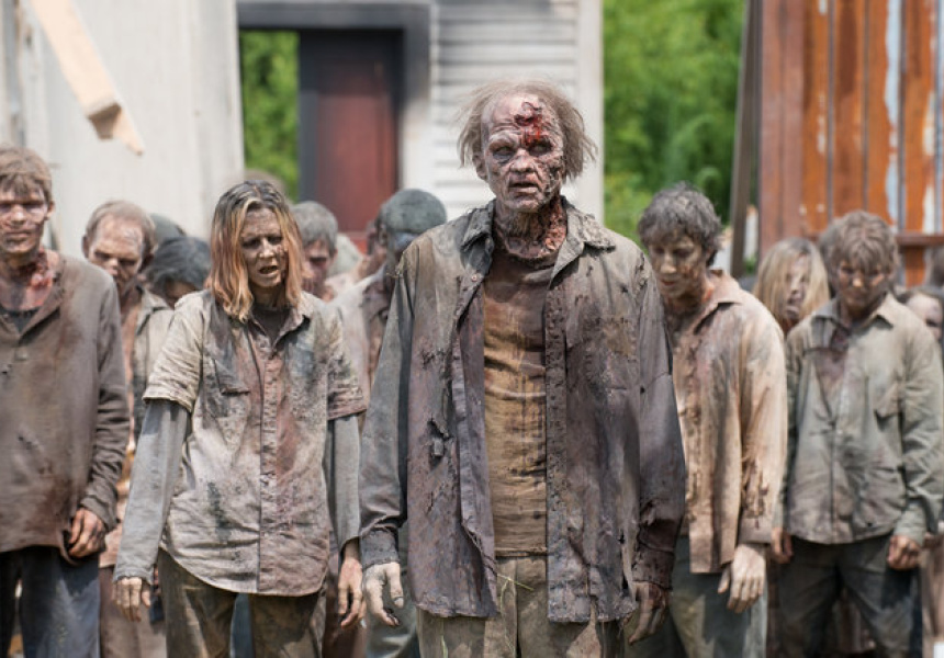 The Walking Dead TV Show News Videos Full Episodes and