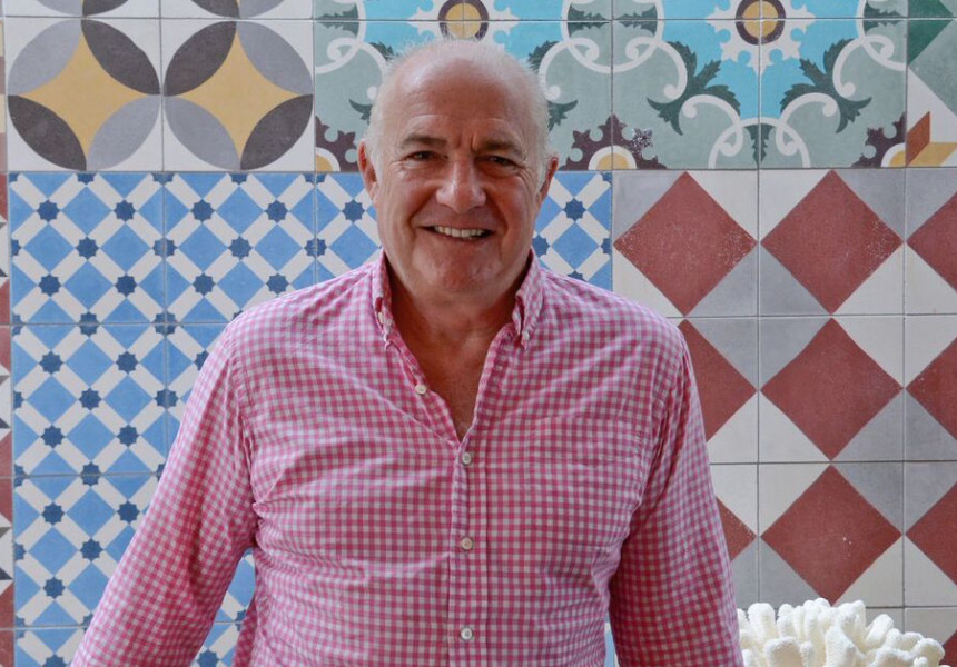 Bannisters - Rick Stein