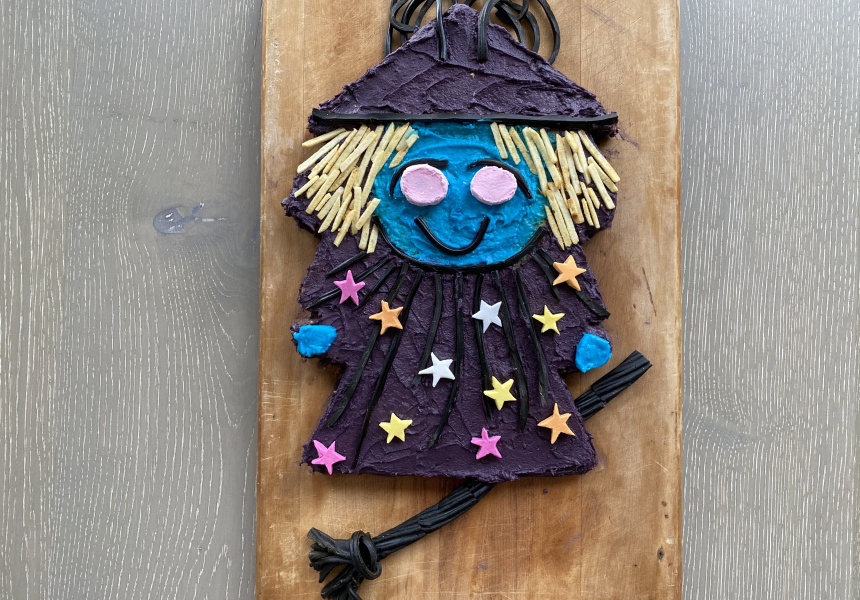 Hana Okada's Good Witch