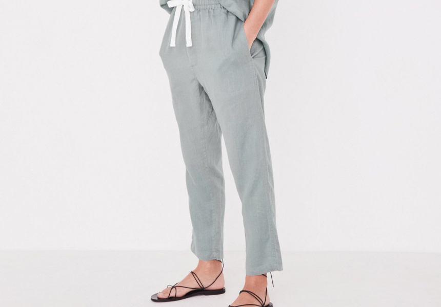 Assembly Label Anya linen pant