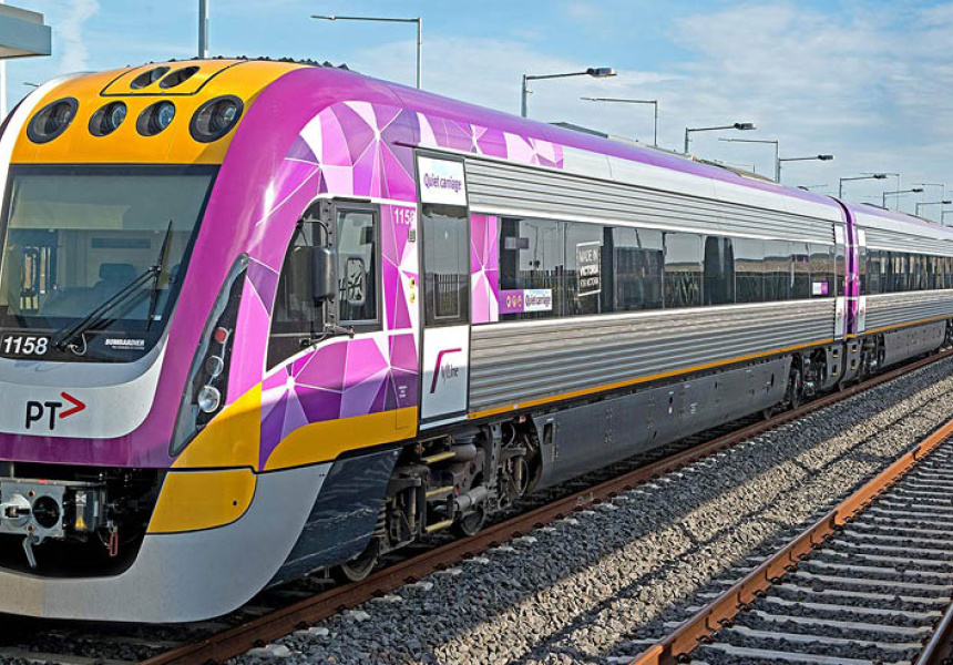 Victoria country rail to get $1.42b from PM
