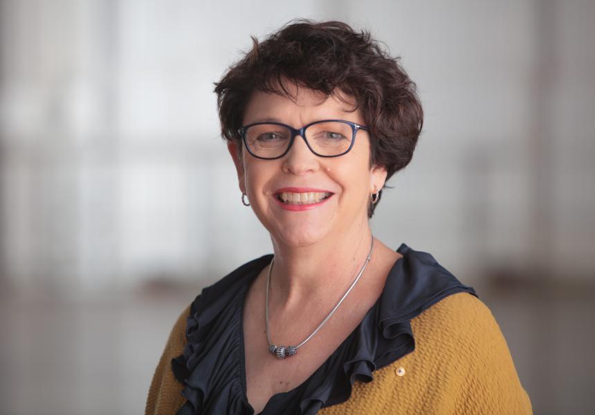 Professor Fran Boyle AM
