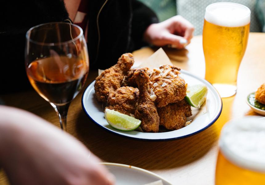 Fried Chicken Supper Club