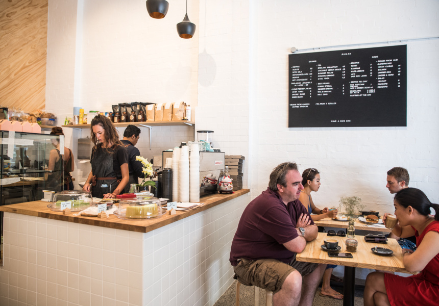 Cafe Rumah Opens In Surry Hills