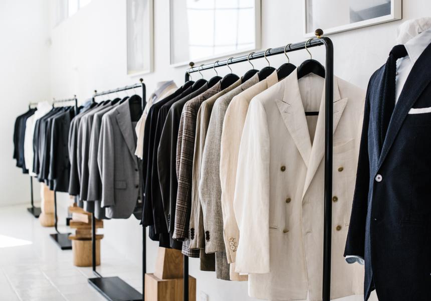 P. Johnson Tailors, Sydney
