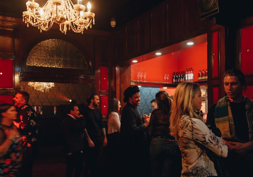 Geddes Lane Ballroom's opening night in October 2018