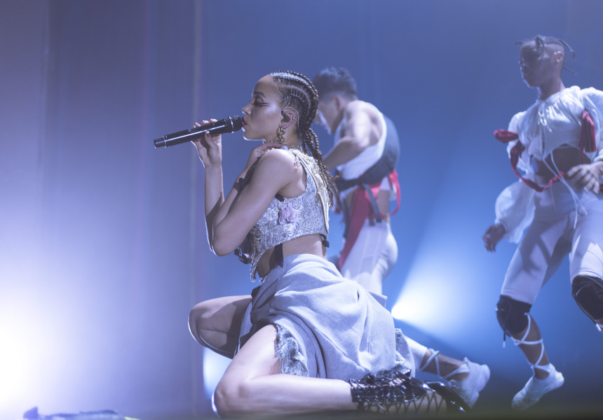 FKA twigs Live, The Palace Theatre, Los Angeles
