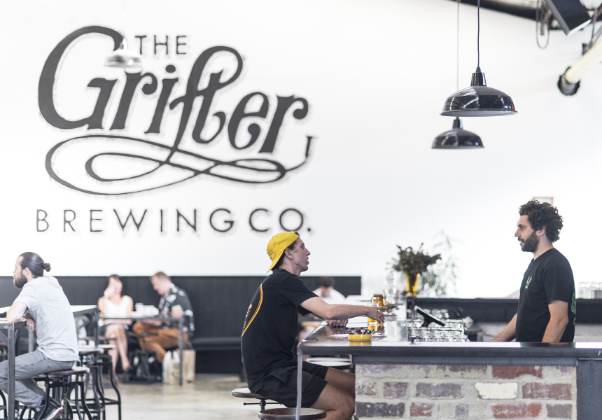 Grifter Brewing Co.