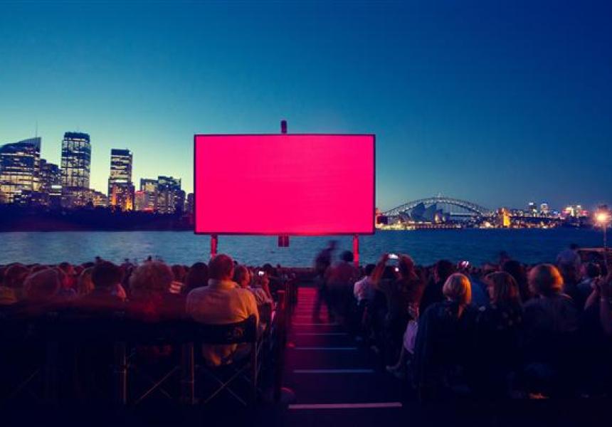St George Open-Air Cinema