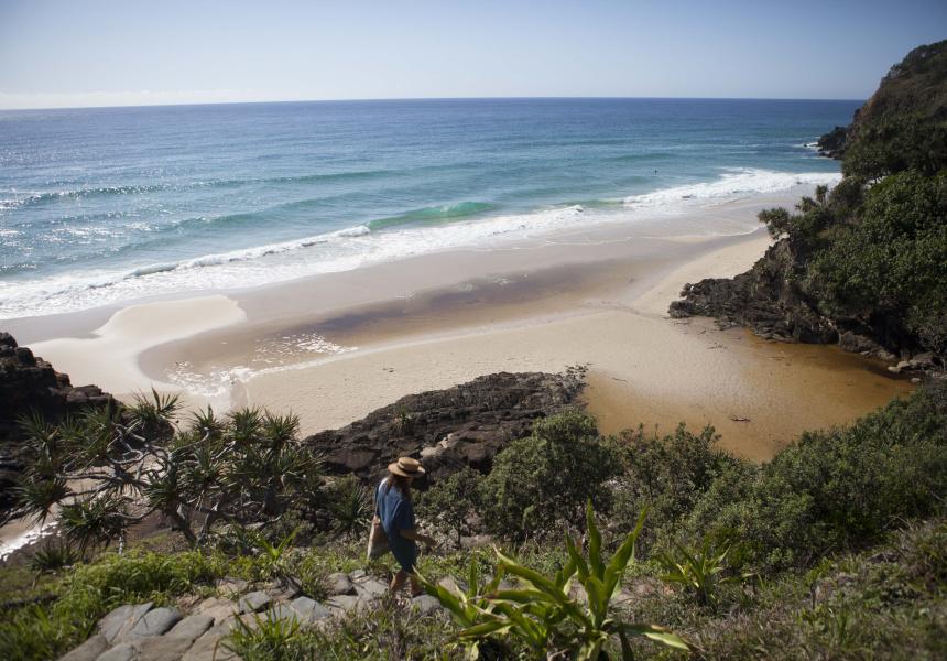 Whites Beach, Broken Head NSW