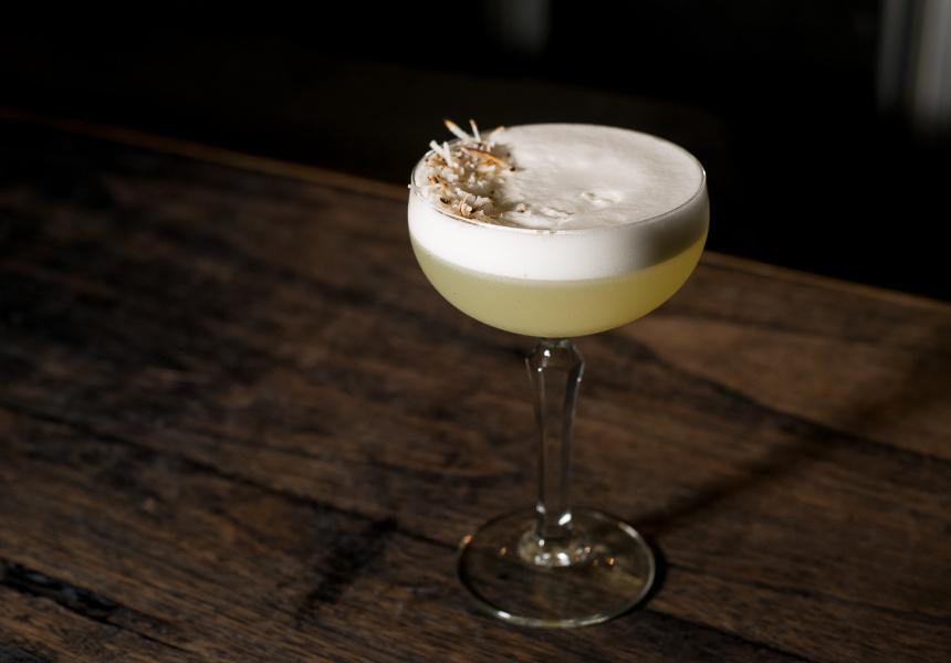 Henry Deane's Bartender's Potion