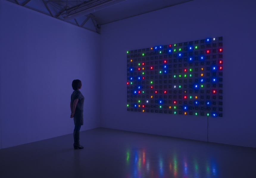 Tatsuo Miyajima: Connect with Everything.