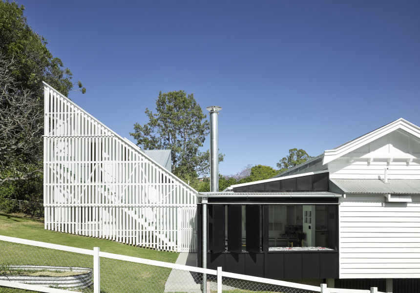 Auchenflower House, QLD (Australian House of the Year, House Alteration and Addition Under 200 Square Metres)