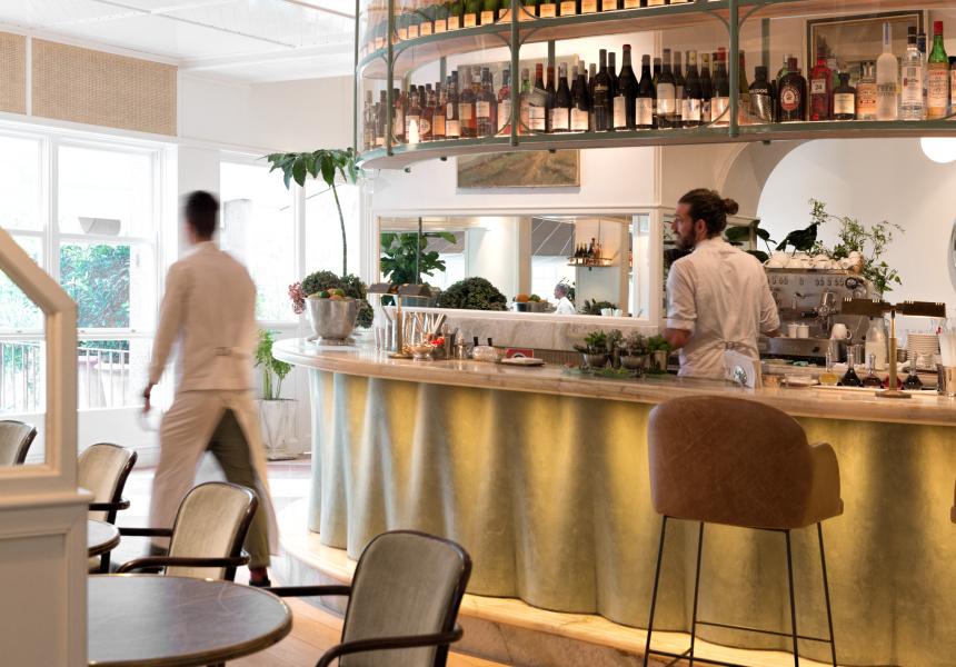 Bert's Brasserie & Bar