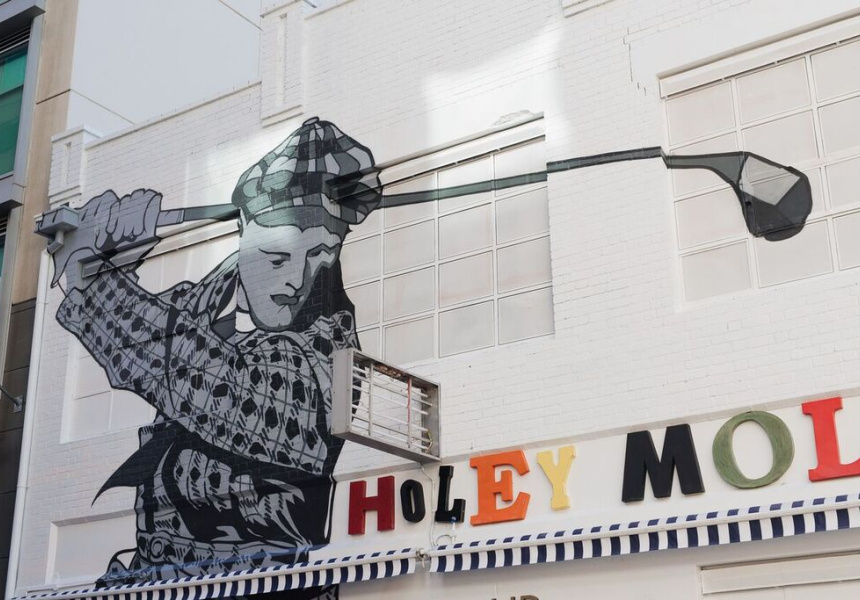 Holey Moley Melbourne