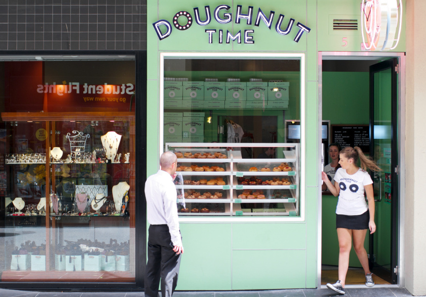 Doughut Time