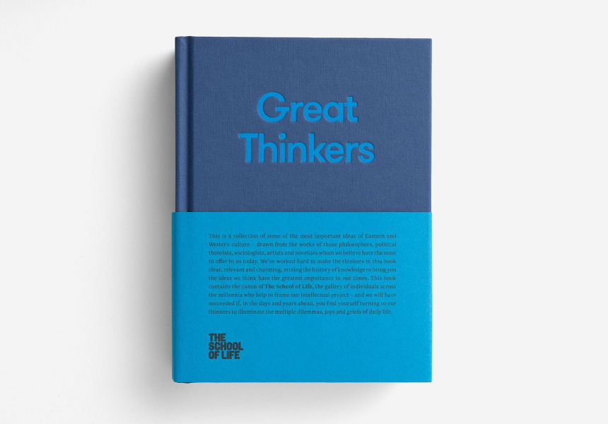 Great Thinkers from Milligram