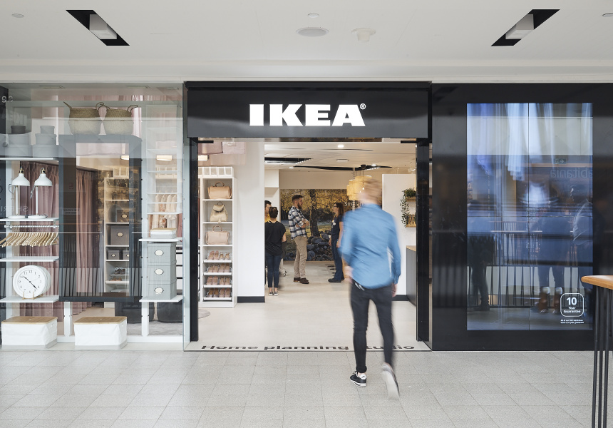 The First Ever Small Format Ikea Store In Australia Opens Tomorrow
