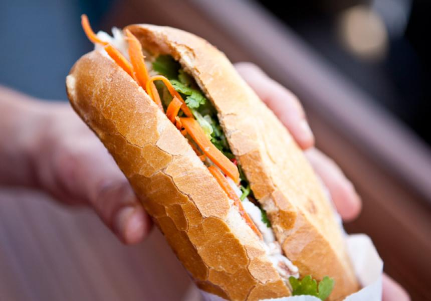 Nguyen's Hot Bread