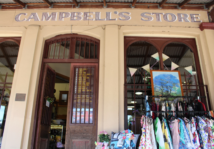 Campbell's Stores