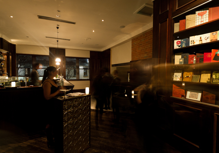 Byo And Challenge The Bartender At The Everleigh Broadsheet