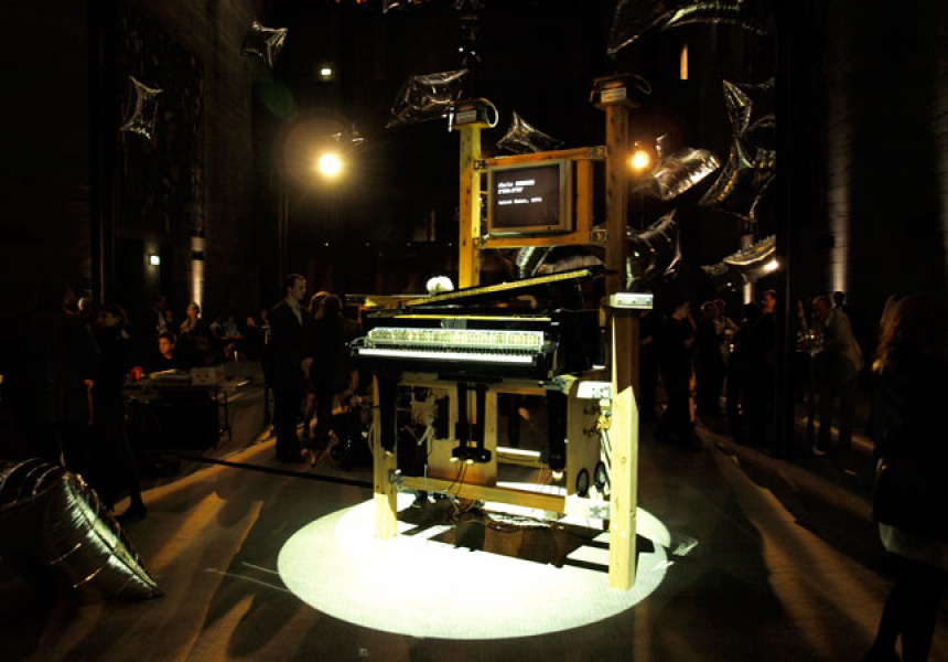 Slave Pianos, The Execution Protocol, 2007