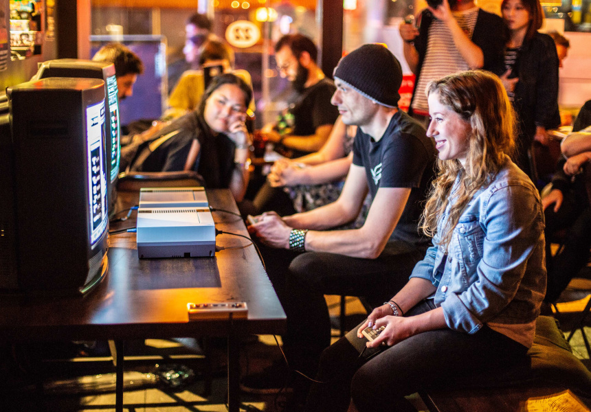 Classic Tetris Australian Championship 2018