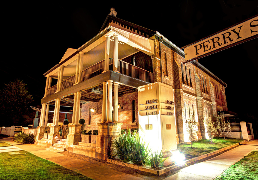 Perry Street Hotel