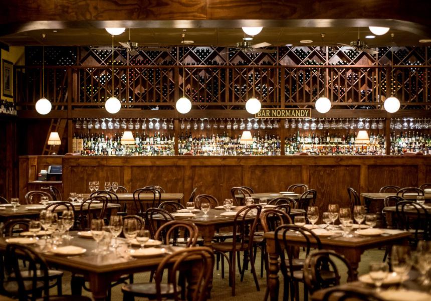 Restaurant Hubert, Apéritif, CBD