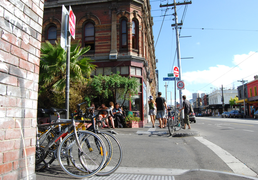 Residential streets in Fitzroy will be reduced to 30km/hr