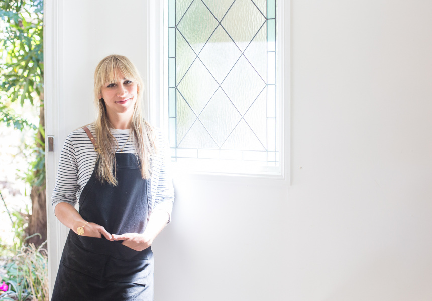 Jewellery designer, Holly Ryan