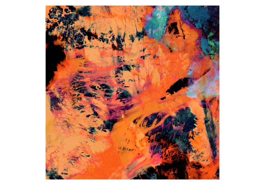 Synesthesia  Image courtesy of the artist