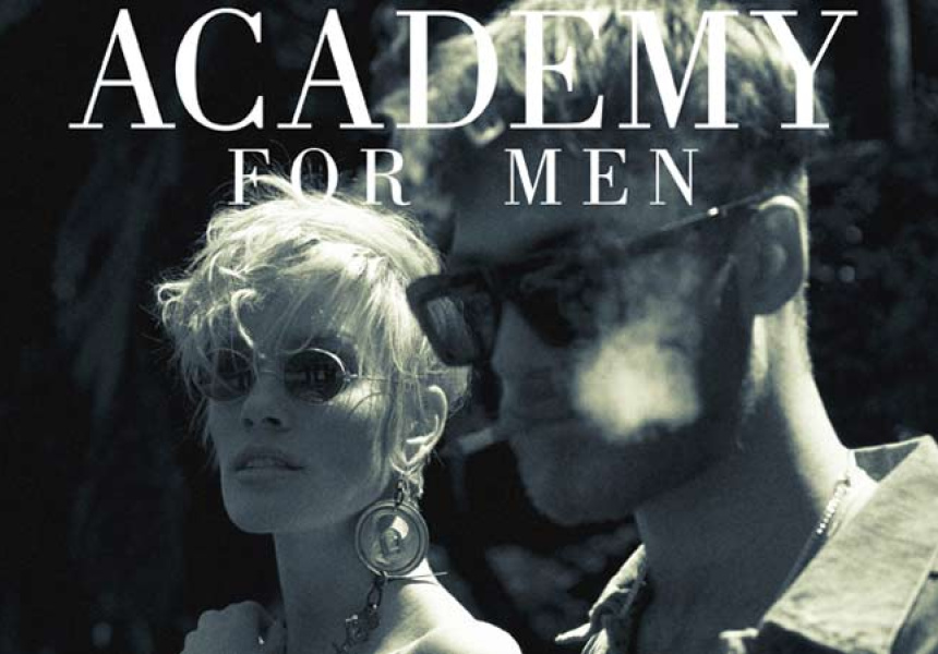 Academy for Men latest issue