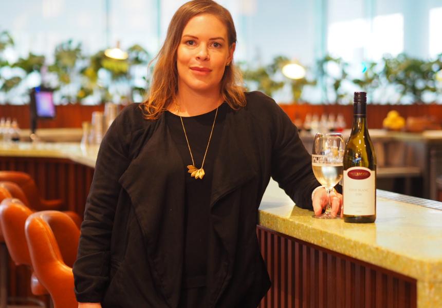 Truffle Kerfuffle director of wine, Rachael Niall.