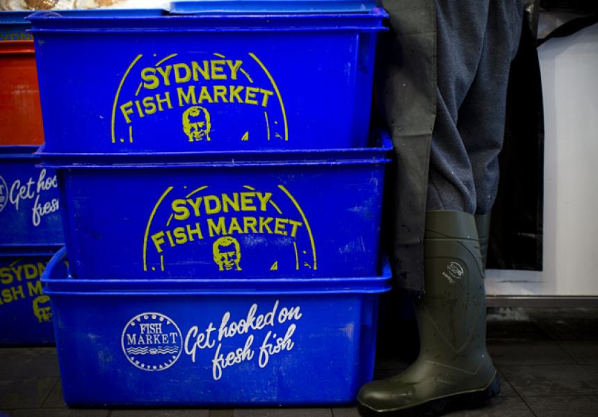 Sydney fish market extended trading hours for easter for Fish market hours