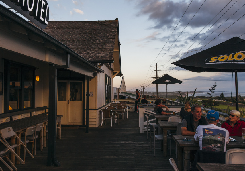 The Ocean View Hotel, Kilcunda