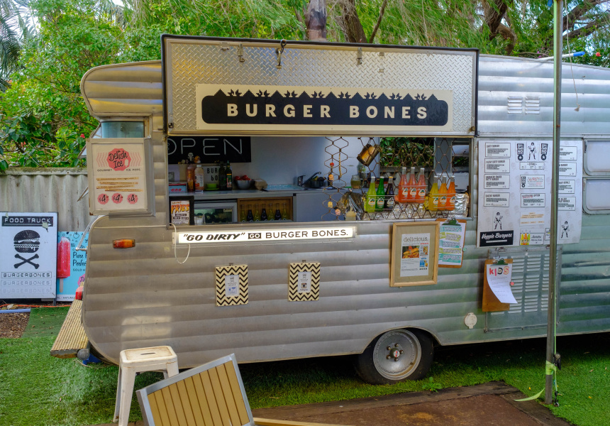 Hotdog Food Truck Melbourne