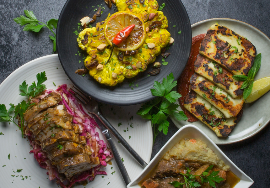 An Inner City Middle Eastern Diner Is Now Doing Takeaway Sous Vide Meals