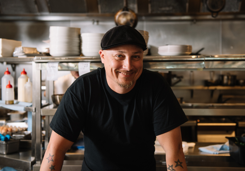 Executive Chef, Benjamin Cooper