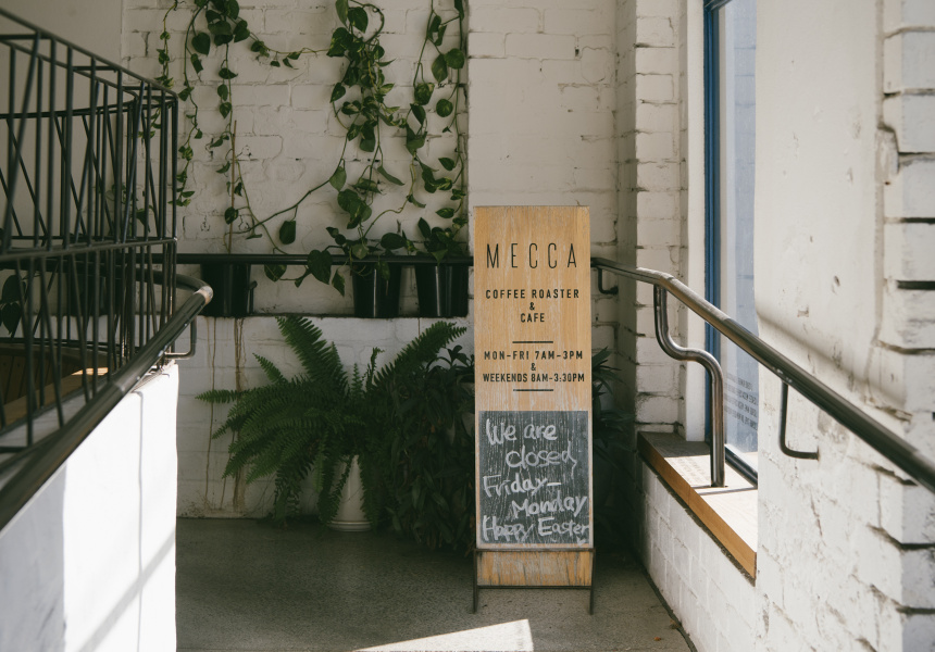 Mecca Coffee Alexandria