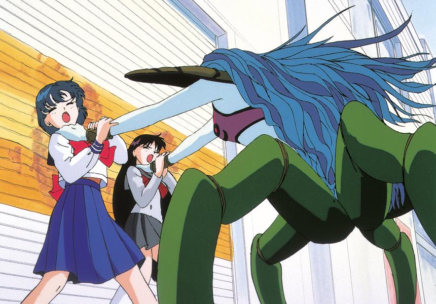 Sailor Moon - Film